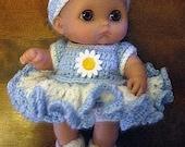 Sunshine Baby Dress Crochet patterns