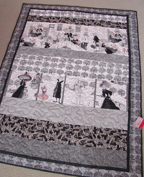Ghastly Family Quilt
