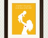 Personalized Gift for New Mom - FEATURED ON ETSY Newsletter  - Gift for Baby Shower, Baptism, Pregnancy, Adoption, Mothers Day
