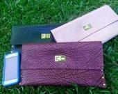 Green clutch, Clutch Bag,  Wedding Clutch, Bridemaid Clutch, Party Clutch, Leather Clutch