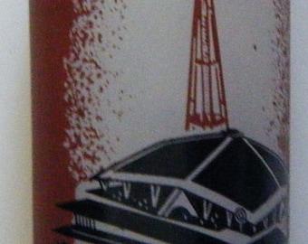1962 Seattle World's Fair Exposition Lemonade or Ice Tea Tall Glass