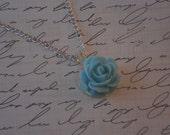 The Blue Belle Necklace
