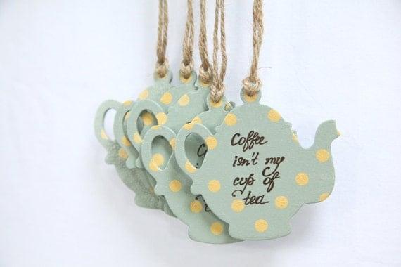 Hanging Teapot