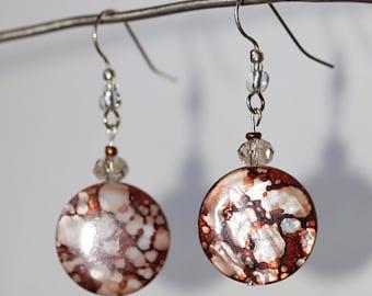 Serena Cougar earrings