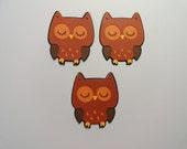 Custom Order 2 inch owls