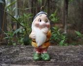 Vintage Disney dwarf-Bashful
