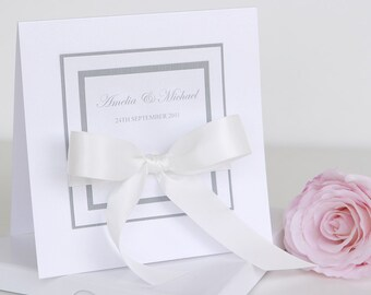 Wedding Invitation - The 'Charlotte'