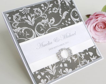 Wedding Invitation - The 'Claudia'