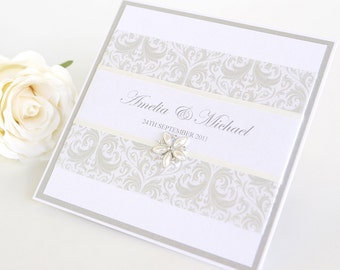 Wedding Invitation - The 'Jessica'