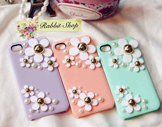 marc jacobs daisy style ice cream iphone 4 4s case by. Black Bedroom Furniture Sets. Home Design Ideas