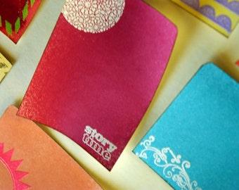 Project Life Card Set: Scrapbooking Art Journaling Cards