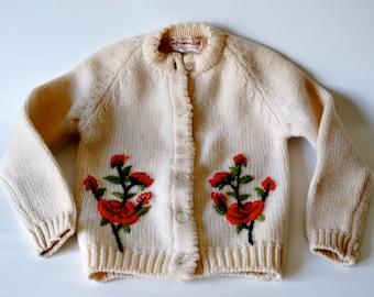 Wool Toddler Sweater
