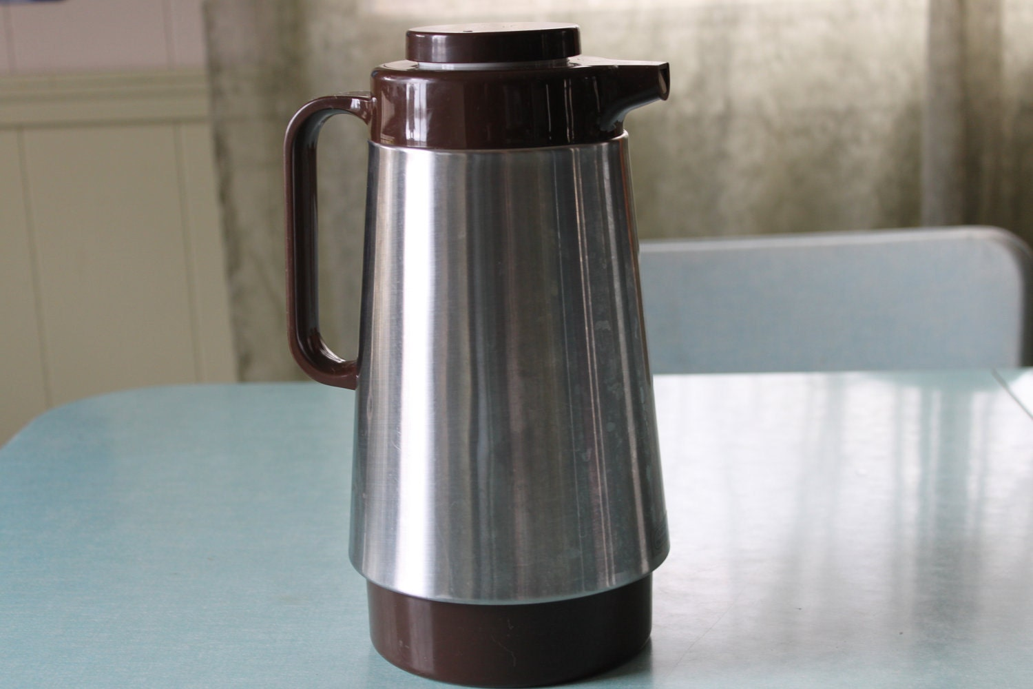 Retro Corning Thermique Thermos Hot Cold Beverage Insulated