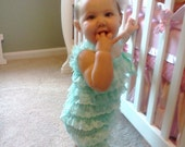 BEST PRICE you will find - Handmade Lace Petti Rompers ALL colors and custom made
