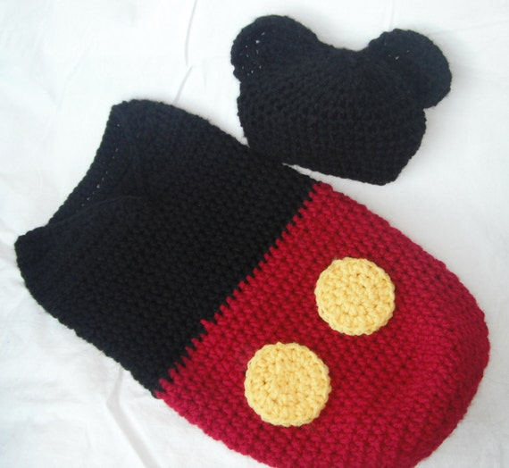 Mickey Mouse Cocoon