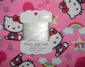 Clear Elastic Cord