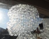 FLINGA Window Frost: Customized silhouette in frosty window decoration