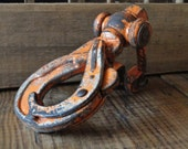 Vintage Industrial Chic Urban Rustic Hook Home Decor