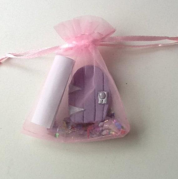 Party Bag Fairy Doors set of 10