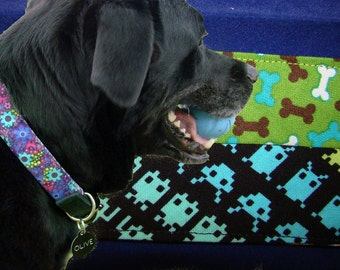 GreatBigBeautifulDog Collar Cozies - Good Old Days - All Sizes