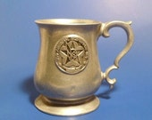 Vintage Wilton Armetale 1776 Commemorative Mug Made in 1970s