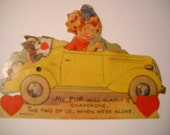 1940's Vintage Valentine