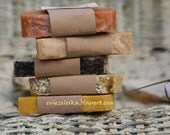 Handmade Natural Soap SPECIAL OFFER 5 soaps in price of 3 plus personalized Tags