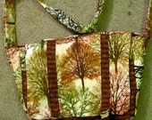 Forest For the Trees Messenger Bag