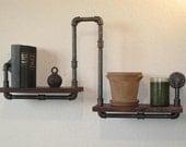 The ORIGINAL - Walnut Scale Pipe Shelf