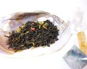 Tea Sample - Spring Court - black loose leaf tea - strawberries and lemons
