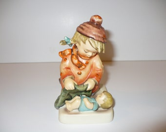 Sleep Tight, A Hummel Figurine (No 424) (Not in Production)