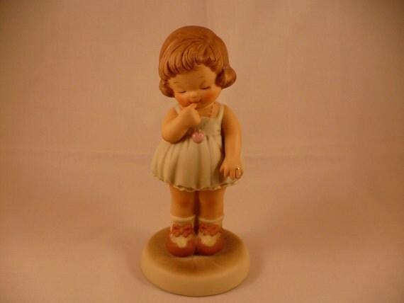 I'se Spoken For, A Memories of Yesterday Figurine (No 520071) (Retired)
