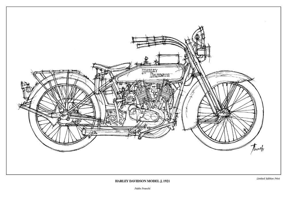 coloring  harley davidson motorcycles and tutorials on pinterest