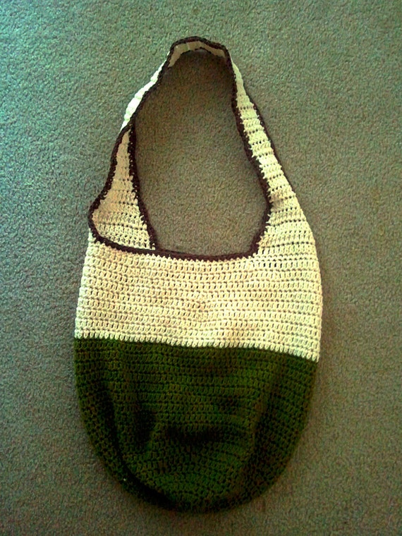 Crochet Hobo Bag Pattern : Items similar to PDF Perfect Crochet Hobo Bag/Purse PATTERN on Etsy