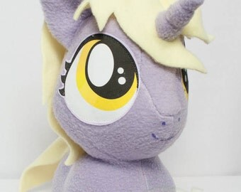CHIBI Dinky Doo MLP Hand-Made Custom Craft Plush