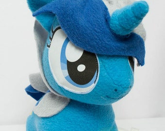 CHIBI Colgate MLP Hand-Made Custom Craft Plush