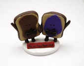 We go together like...Peanut Butter and Jelly (Male-Male) - customizable