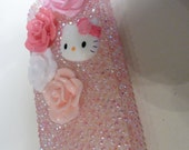 Pink Hello Kitty iphone 4G/4S cases
