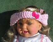Hello Kitty bow baby headband