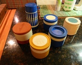 RESERVED Lot of 6 Vintage THERMOS/ALADDIN
