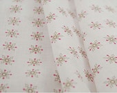 Anchors' steering wheel cotton fabric , nice for making summer dress or curtain, 1/2 yard --CA33