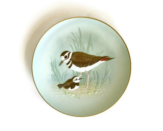 Collectible Plate - Gunther Granget for Hutschenreuther Germany 1973