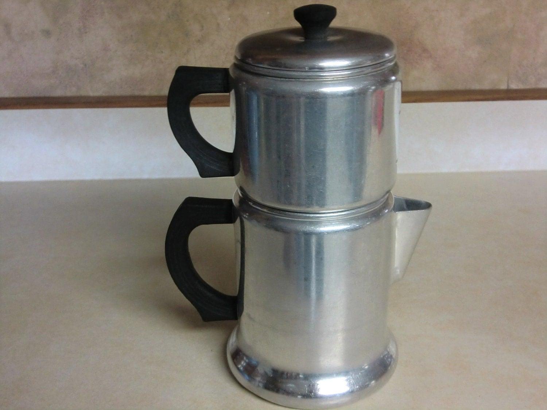Vintage West Bend Drip Coffee Marker by granskitchen on Etsy