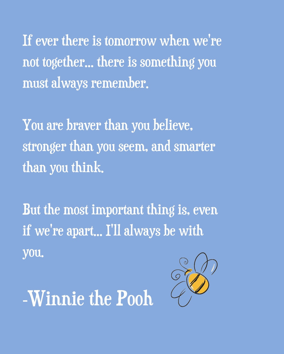 Winnie The Pooh Friends Quote: Winnie The Pooh Quotes. QuotesGram