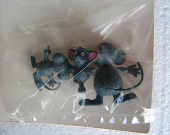 Vintage Miniature Mouse Mice