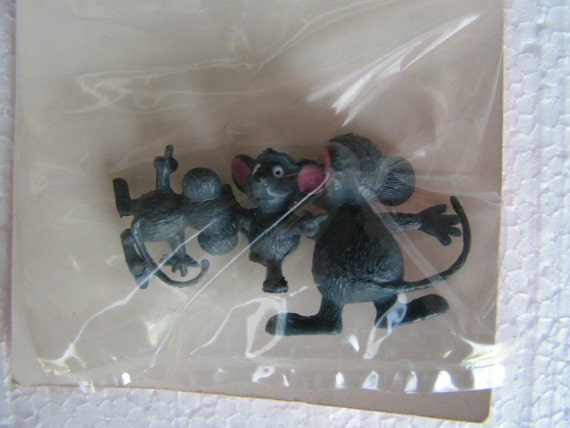 Vintage Miniature Mouse