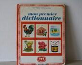 Mon Premier Dictionnaire 1956