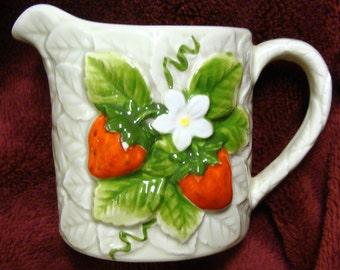 Strawberry Creamer 1981