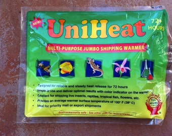 Heat Pack 72 Hours
