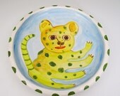 Green Spotted Bear Cat